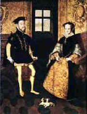 Philip and Mary