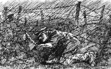 World War One - What is a Trench? - History