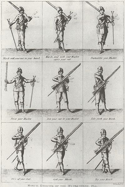 English Civil War – Weapons