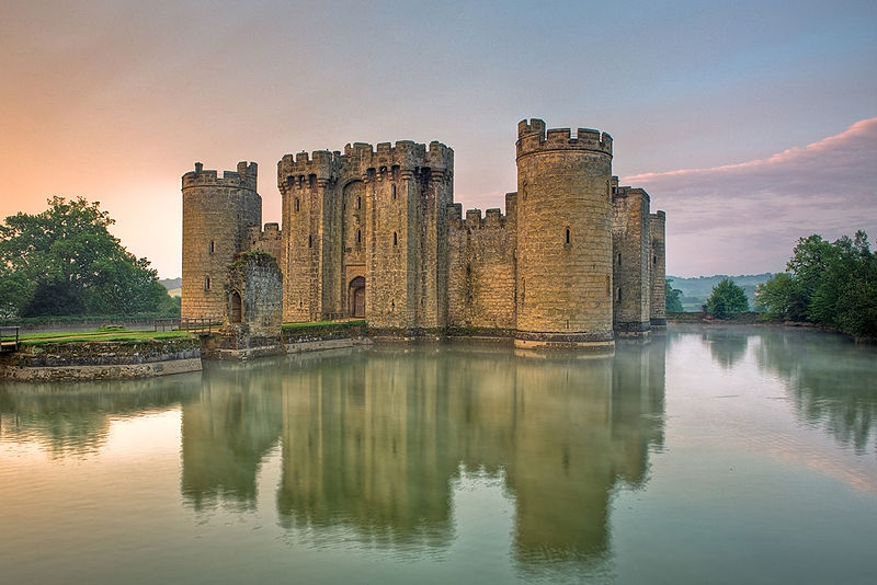 Medieval Life – Types of Castle