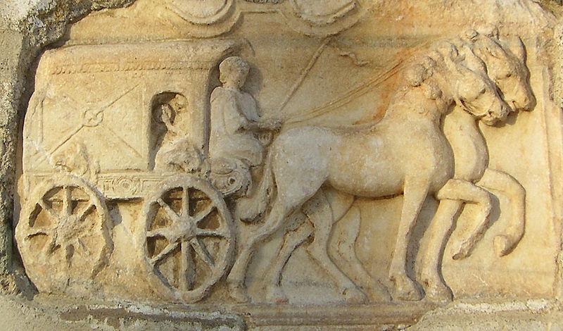 The Romans – Trade