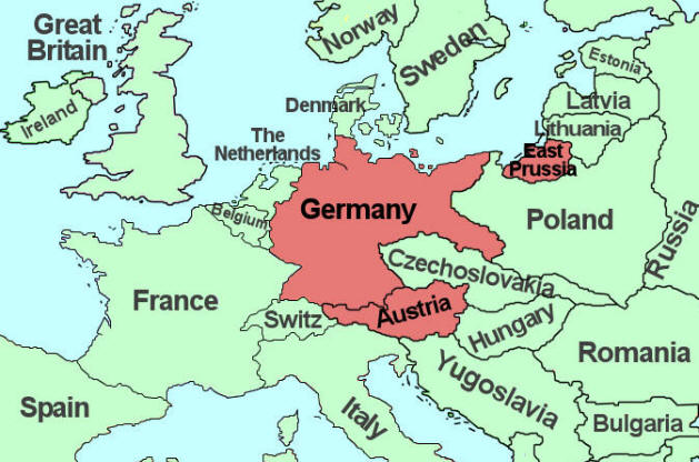 Nazi Germany – Anschluss