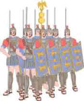 The Romans – The Roman Army