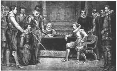 The Stuarts – The Gunpowder Plot