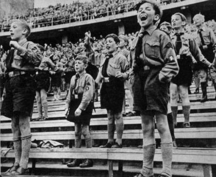 Image result for images hitler's youth