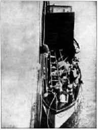 The Titanic – Lifeboats
