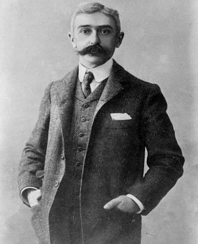 The Olympics – Pierre de Coubertin