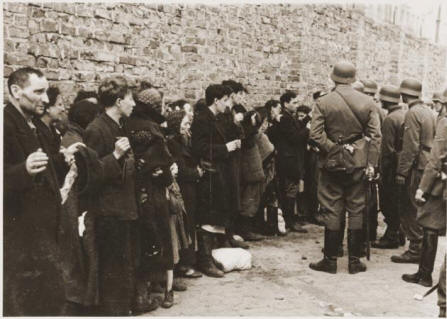 Holocaust – The Warsaw Ghetto