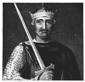 william the conqueror biography