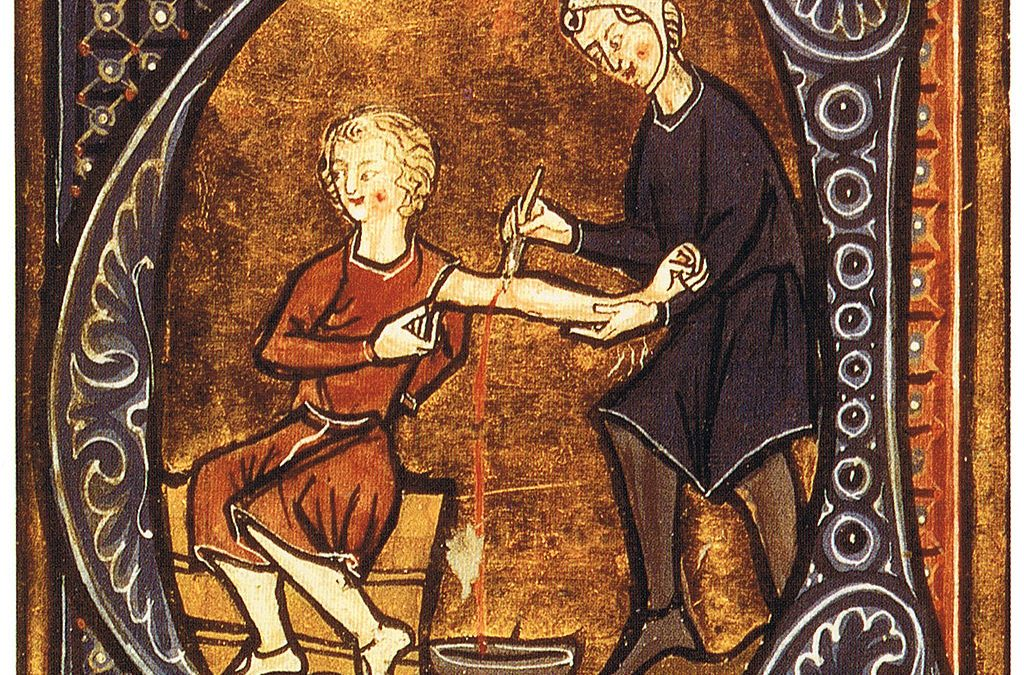 The 5 Most Painful Medical Treatments of the Middle Ages