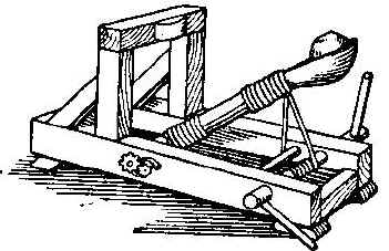 Ballista Blueprints in addition Trebuchet Drawing furthermore Page 151 further Weapons likewise Trebuchet. on medieval siege catapult