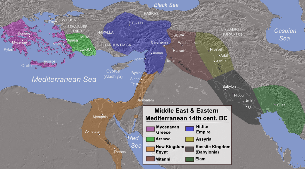 Assyrian Empire: The Old Kingdom