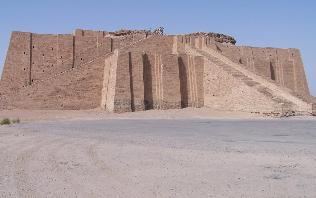 Ziggurats and Temples in Ancient Mesopotamia