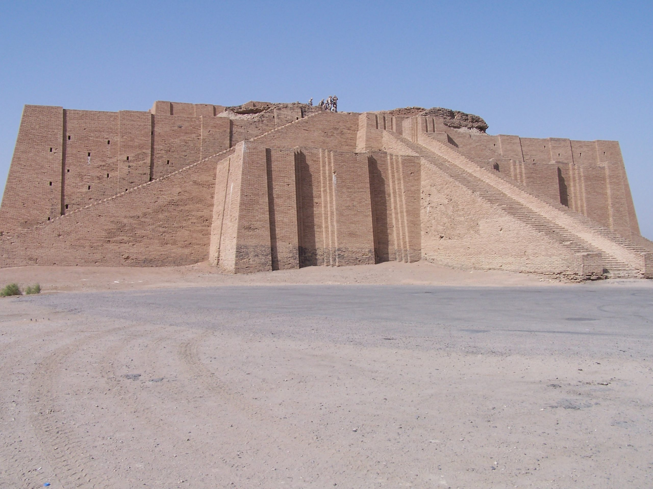 ziggurats and temples in ancient mesopotamia history