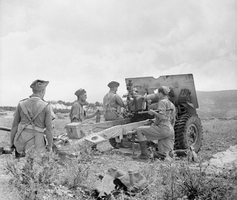 Royal Artillery: The UK's World War Two Arsenal
