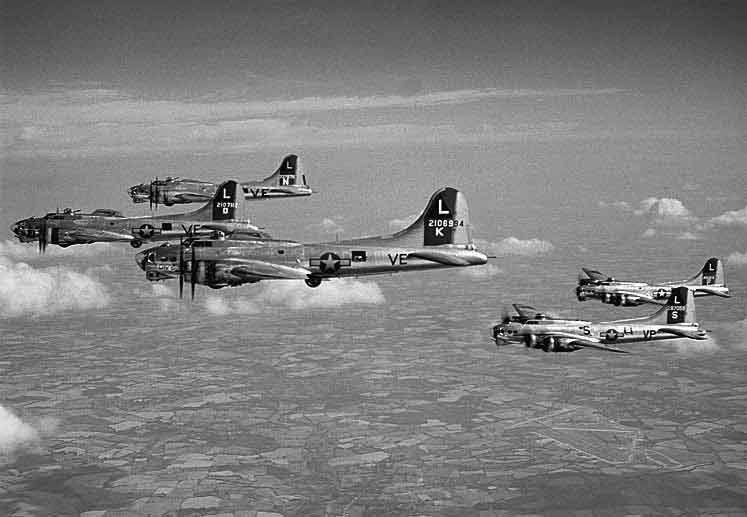 WW2 Air Strategy: Allied Attempts to Control the Skies