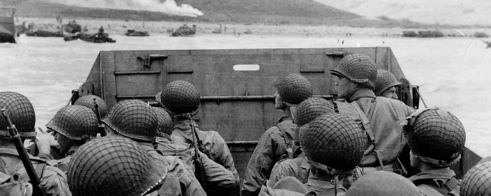 the amphibious invasion of normandy in the second world war Records relating to d-day enlarge  france (also referred to as the invasion of normandy) during world war ii.