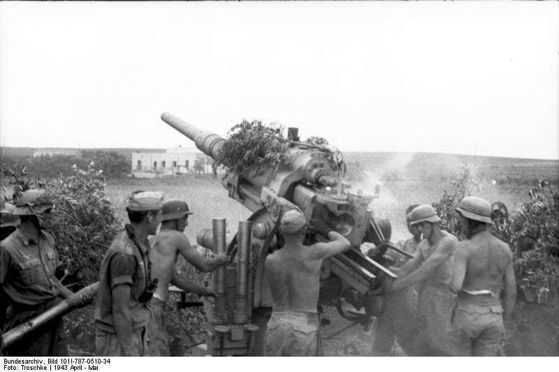 German Artillery WW2: 75-210 mm Guns and Rocket Launchers