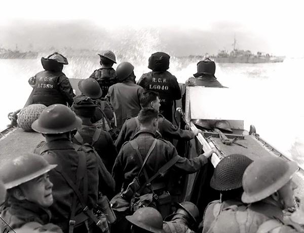 Canadian Army in WW2