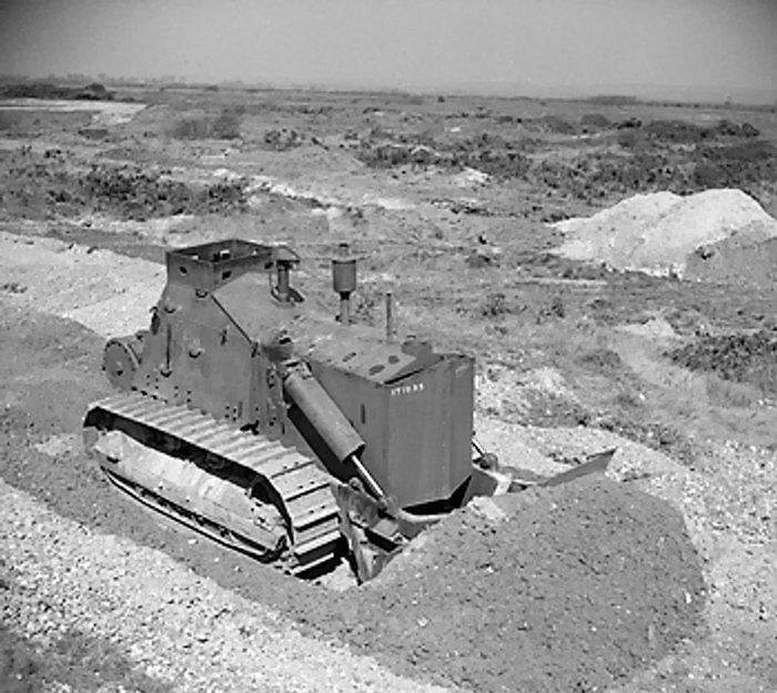 WW2 Vehicles: American, British, and German