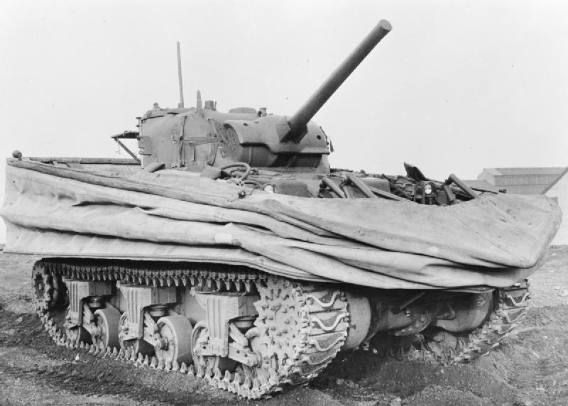 DD Tank: Duplex Drive Tanks