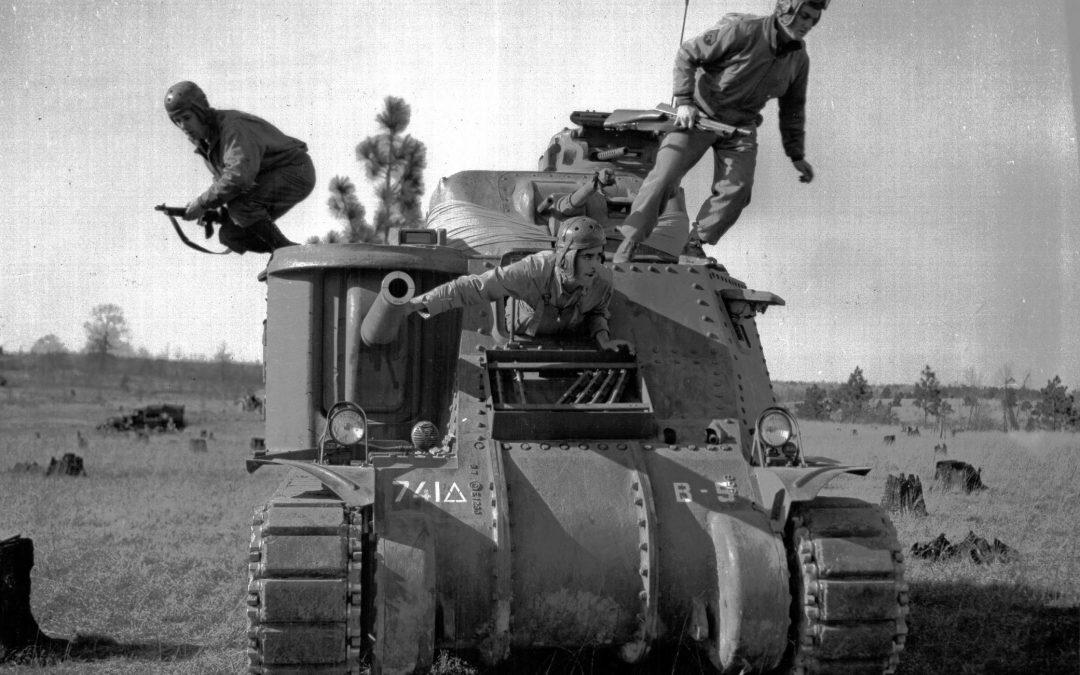 WW2 Tanks: American, British, and German