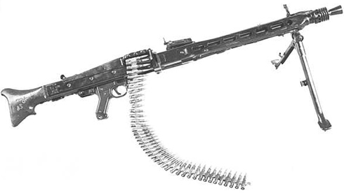 Weaponry Used in Operation Overlord
