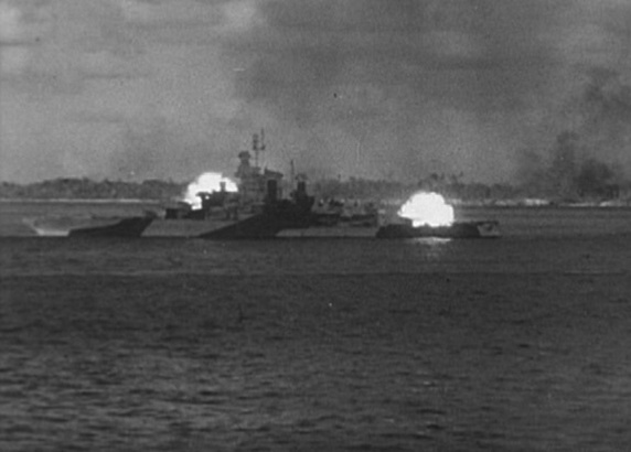 Naval Artillery: Firepower on Display at D-Day