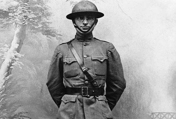Harry Truman in World War 1