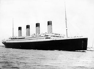 Titanic Sinking: A New Theory