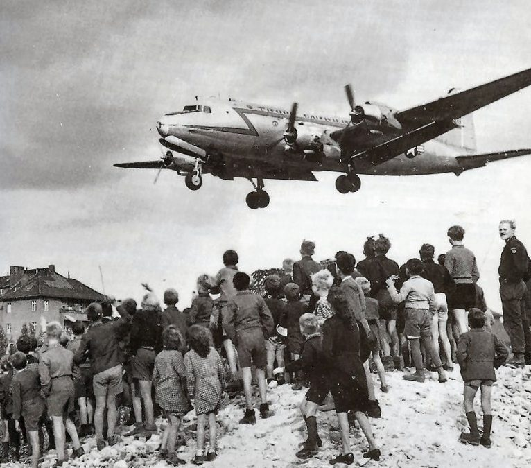 The Berlin Airlift: A Historic Air Operation