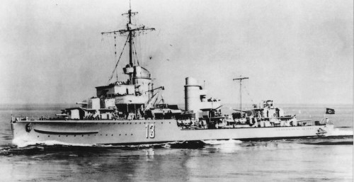 The German Navy in World War 2
