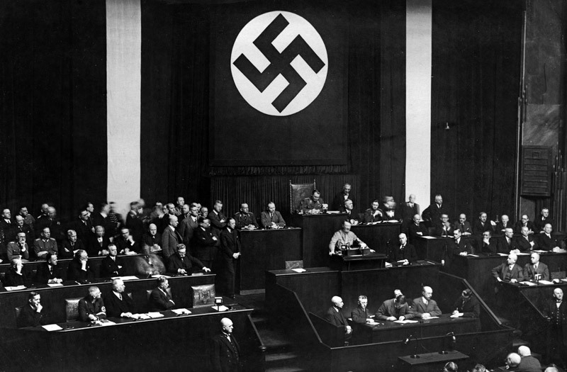 The Enabling Act: Hitler Seizes Absolute Power