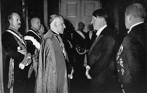 Was Hitler a Christian? — A Look at the Sources