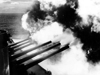 Battle of Guadalcanal: Allies Strike Japan