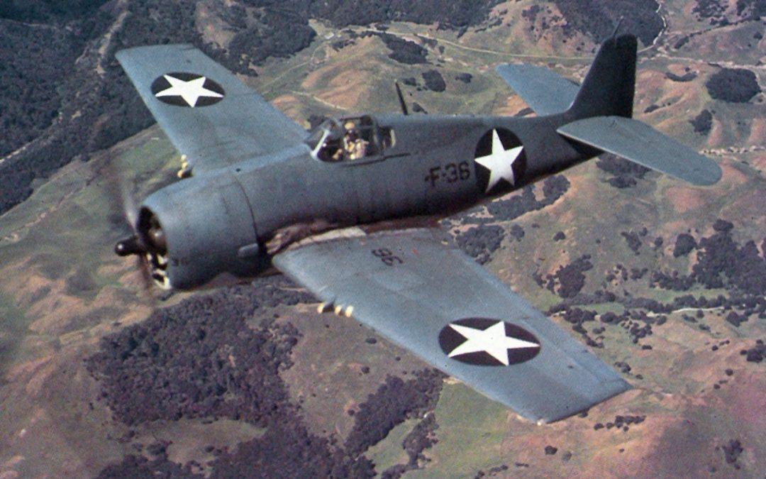 F6F Hellcat: The Sword of the Pacific Fleet