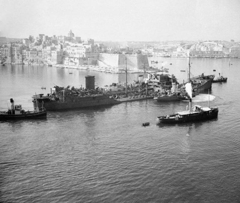 Operation Pedestal: The Allies Rescue Malta