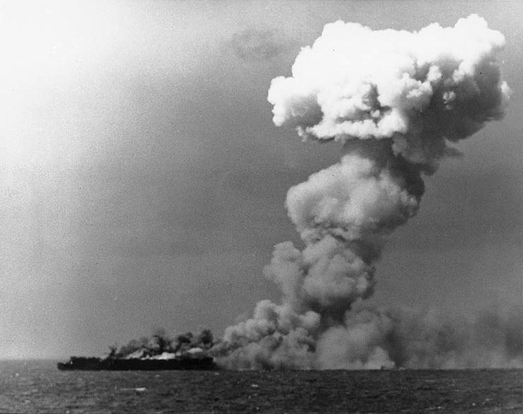 The Battle of Leyte Gulf: WW2's Largest Naval Battle