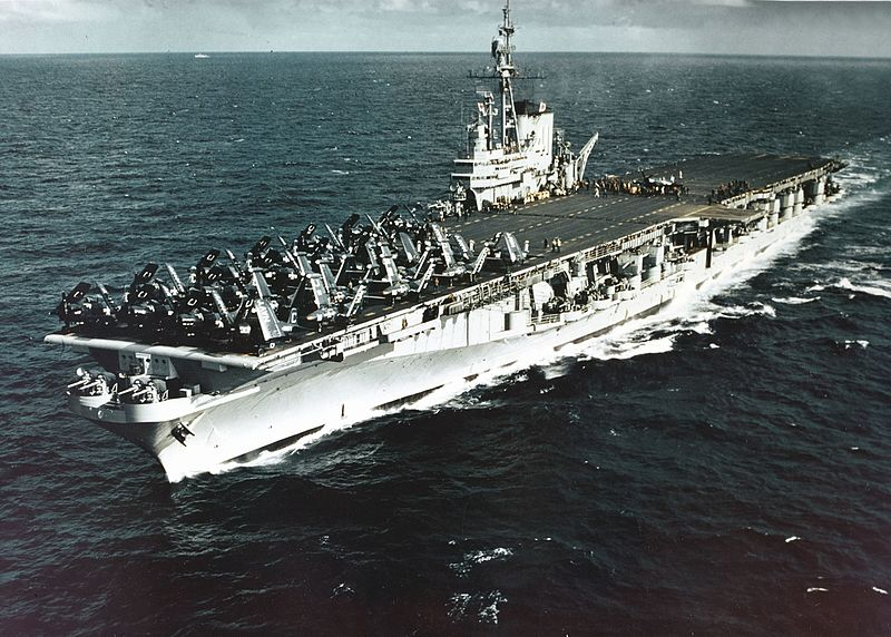 Midway Class Carrier: The Behemoth of the Navy