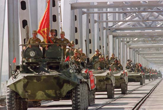 Russian-Afghan War: A Soviet Quagmire