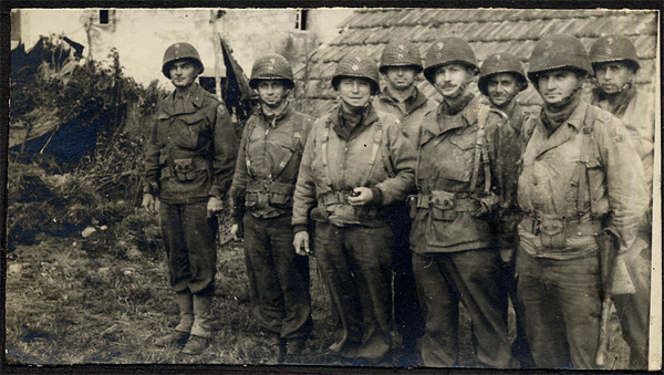 29th Infantry Division North And South Meet History