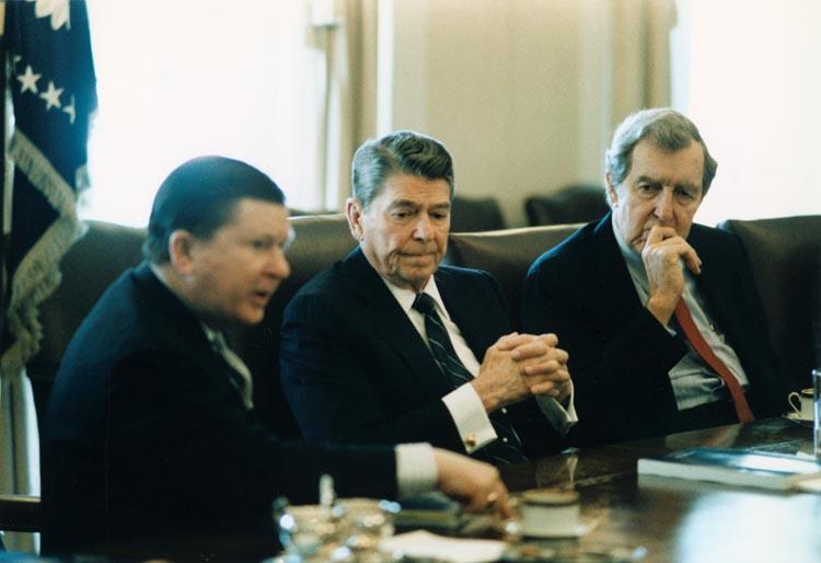 Iran-Contra Affair: Pragmatic Cold War Politics