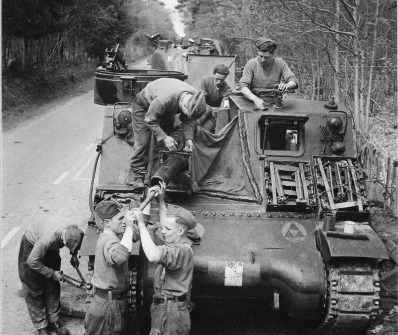 4th Infantry Division: Regiments and Batallions