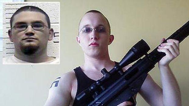 Daniel Cowart: White Supremacist, Wannabe President Assassin