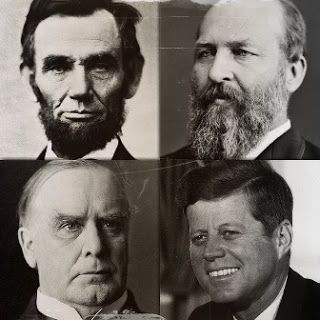 Assassinated Presidents: Profiles of Them and Their Killers
