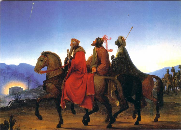 #4: Fr. Longenecker on Why The 3 Wise Men Were Real…But They Weren't From the Orient or Kings