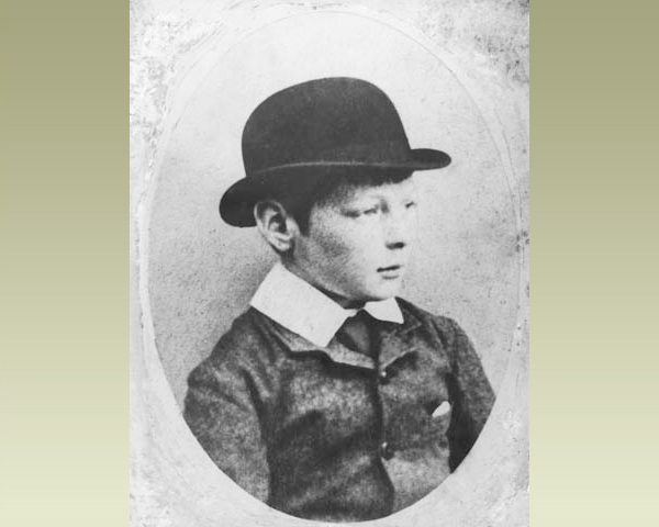 Winston Churchill's Childhood