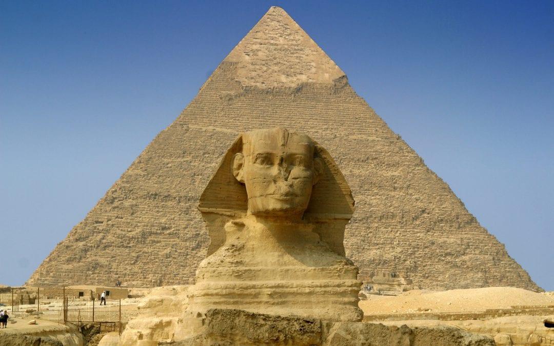 #24: (Q&A) Who Built the Pyramids? Aliens?