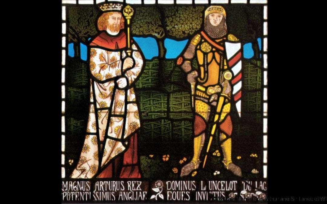 #26: (Q&A) Did King Arthur and Merlin Truly Exist?
