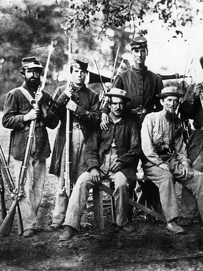 daily life during civil war